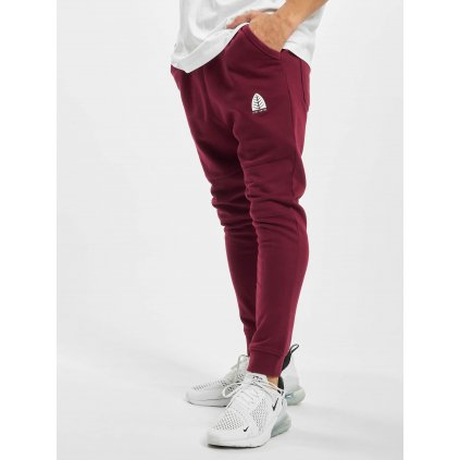 Pánske tepláky  Just Rhyse / Sweat Pant Rainrock in red