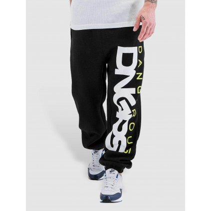 Pánske tepláky Dangerous DNGRS / Sweat Pant Classic in black