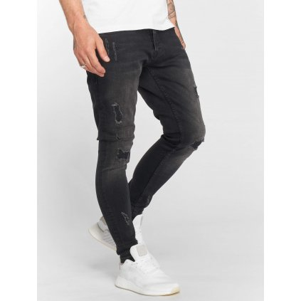 DEF / Slim Fit Jeans Mingo in black