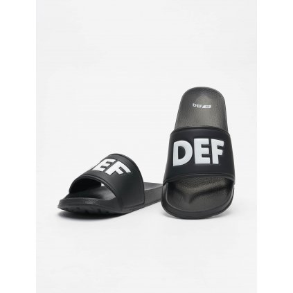DEF / Sandals Defiletten in black