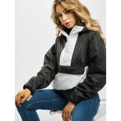 DEF / Lightweight Jacket Paige in black