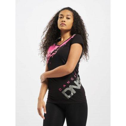 Dangerous DNGRS / T-Shirt Anger in black
