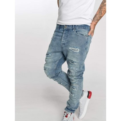 DEF / Straight Fit Jeans Carl in blue