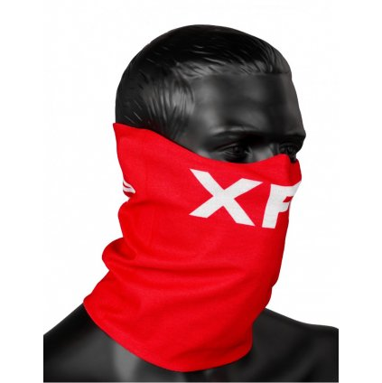 DOUBLE RED  XFN SNOOD Red