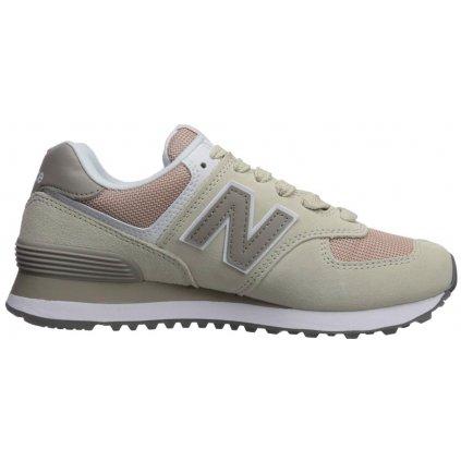 Dámská obuv New Balance WL574WNA