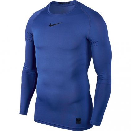 Termo tričko Nike Pro Top s dlhým rukávom