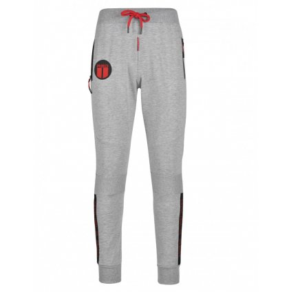 Tepláky  DOUBLE RED  Sweatpants Sport Is Your Gang Grey
