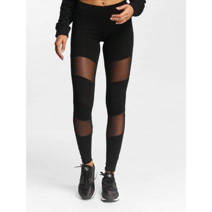 DEF / Legging/Tregging Laarni in black