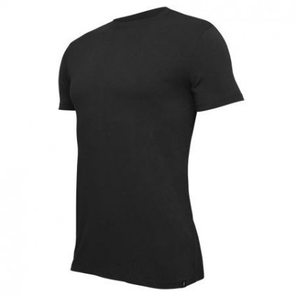Pánske tričko U-neck Black