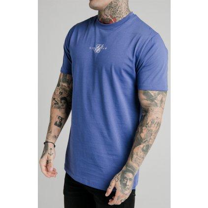 Pánske tričko  SIKSILK S/S SQUARE HEM TEE