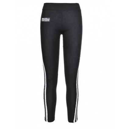 DOUBLE RED  Leggins SPORT IS YOUR GANG BW Edition Black
