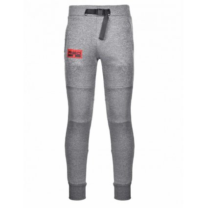 Tepláky  DOUBLE RED  Sweatpants AVALANCHE Grey