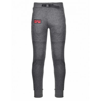 Tepláky  DOUBLE RED  Sweatpants AVALANCHE Dark Grey