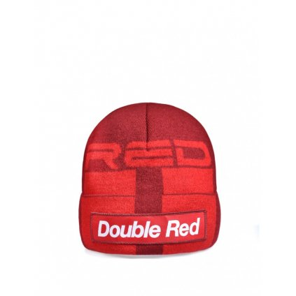 Čiapka  DOUBLE RED  STREET HERO Trademark Bordeaux Cap