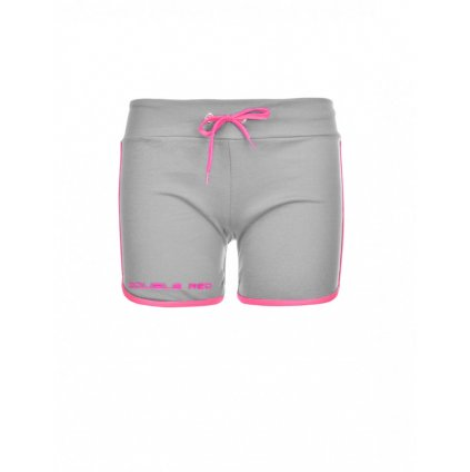 DOUBLE RED Women's Short Neon Dark Grey