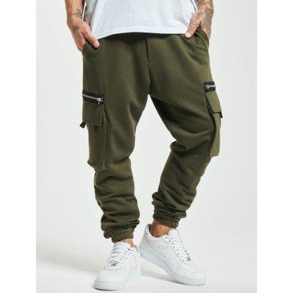Pánske tepláky  2Y / Sweat Pant Linus in khaki