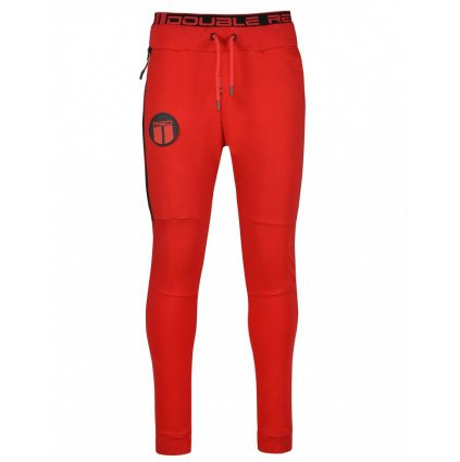 Tepláky  DOUBLE RED  Sweatpants Sport Is Your Gang Red