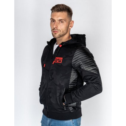 Bunda  DOUBLE RED  The PUNISHER Jacket