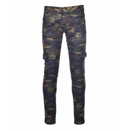 DOUBLE RED  Soldier Camodresscode Pants