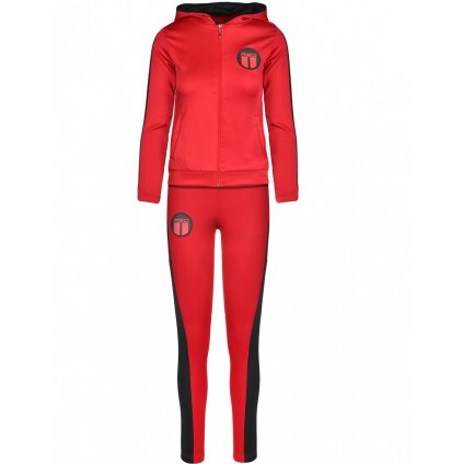 Tepláková súprava  DOUBLE RED  SPORT IS YOUR GANG Tracksuit