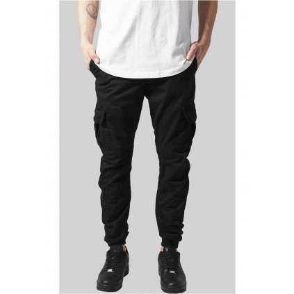 Cargo Jogging Pants black