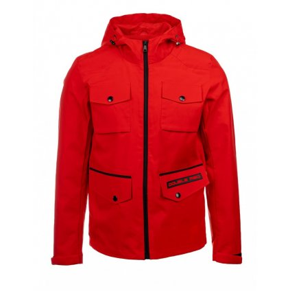 Bunda  DOUBLE RED  MONTECARLO Jacket Red