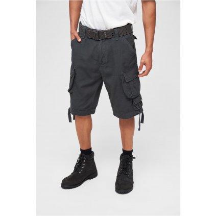 Krátke nohavice  Savage Vintage Cargo Shorts charcoal