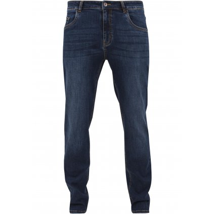 Tepláky  Stretch Denim Pants darkblue