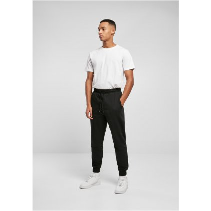 Tepláky  Basic Sweatpants black