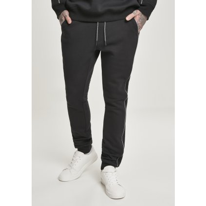 Tepláky  Reflective Sweatpants black