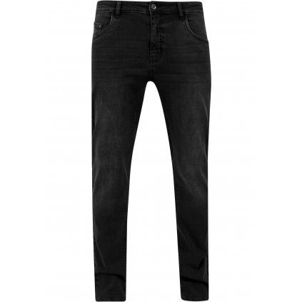 Tepláky  Stretch Denim Pants black washed
