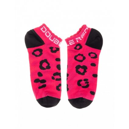 DOUBLE RED  DOUBLE FUN Socks Pink Panther