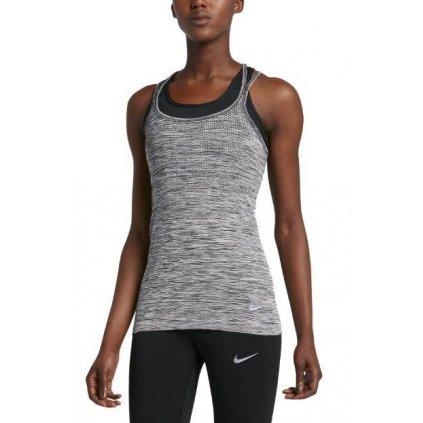 Dámske bežecké tielko Nike Dri-FIT Knit