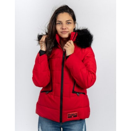 Bunda  DOUBLE RED  AVALANCHE Jacket Red