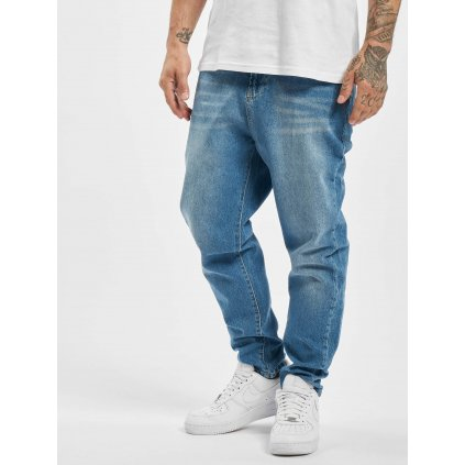 DEF / Loose Fit Jeans Roger in blue