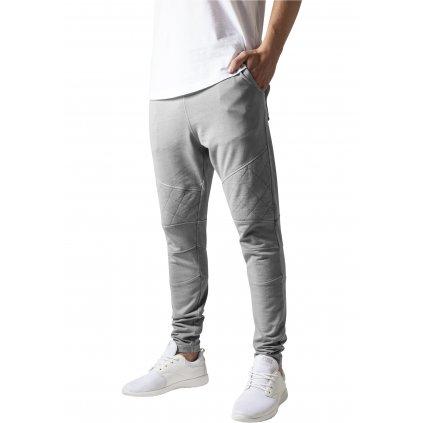 Tepláky  Diamond Stitched Pants grey