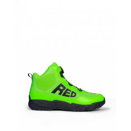 DOUBLE RED  Boots WIRE™ Neon Streets Collection