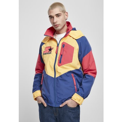 Starter Multicolored Logo Jacket red/blue/yellow