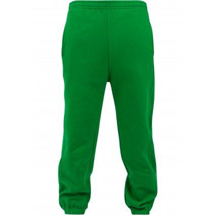 Tepláky  Sweatpants c.green