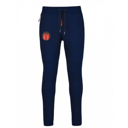 Tepláky  DOUBLE RED  Sweatpants Sport Is Your Gang Dark Blue
