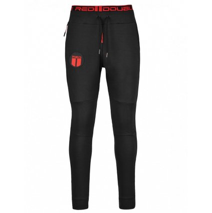 Tepláky  DOUBLE RED  Sweatpants SPORT IS YOUR GANG™ Black