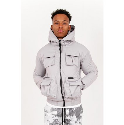 Padded Tactical Vest Grey