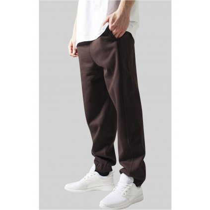 Tepláky  Sweatpants brown