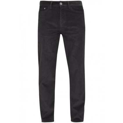 Tepláky  Corduroy 5 Pocket Pants black