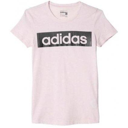 Dámske tričko adidas Essentials Linear Tee