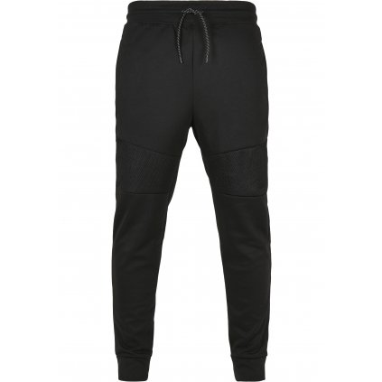 Tepláky  Color Block Tech Fleece Jogger black