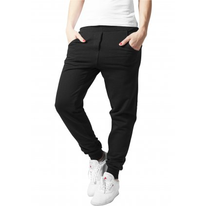Tepláky  Ladies 5 Pocket Sweatpant black