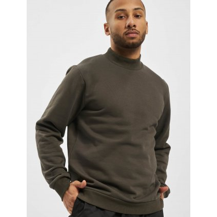 DEF / Pullover Jorge in olive