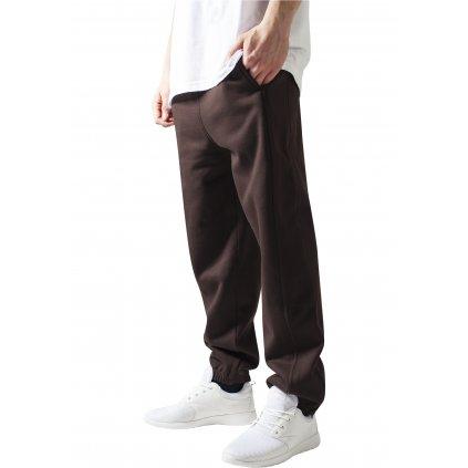 Tepláky  Sweatpants brown