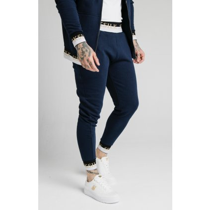 Tepláky  SIKSILK DELUXE FITTED JOGGER